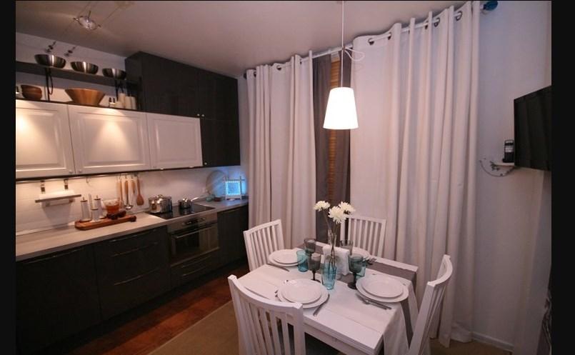 Кухня шторы в деревенском стиле своими руками фото 933