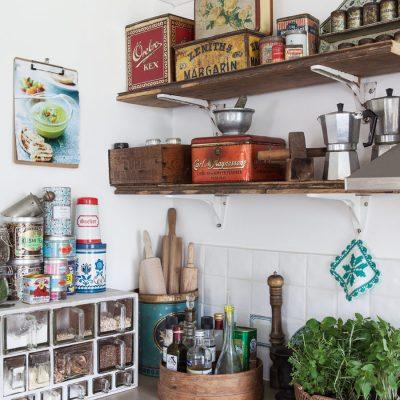 Детали и аксессуары на кухне