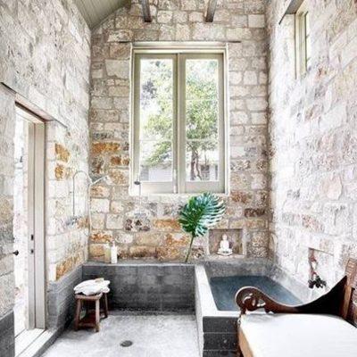 Ванная комната прованс стиль