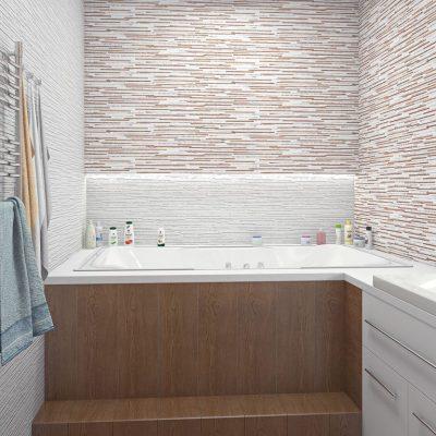 Ванная комната белая