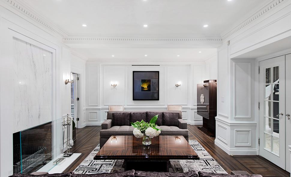 Красивые интерьеры квартир фото классика и неоклассика
