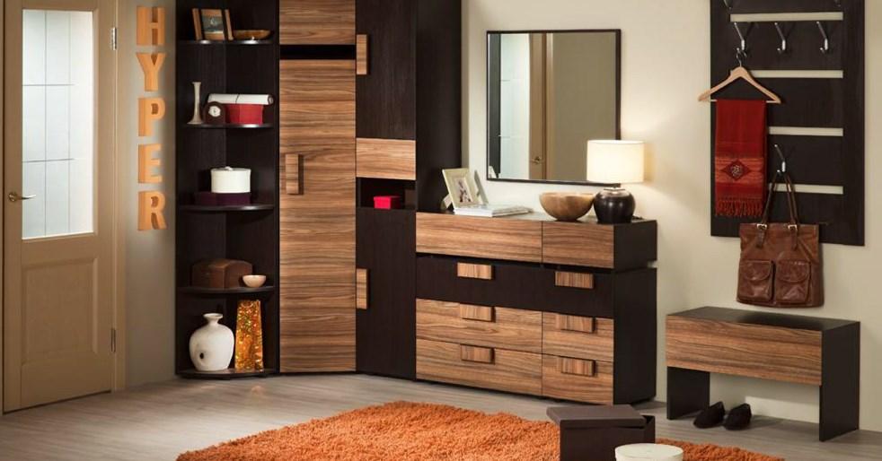 Стильная мебель прихожей