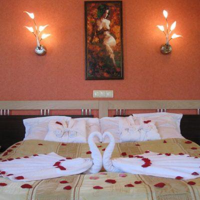 Спальня для новобрачных