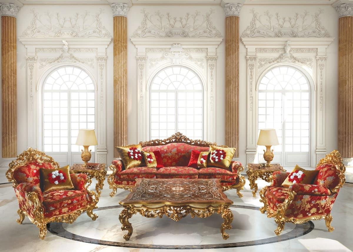 Королевская мебель софа