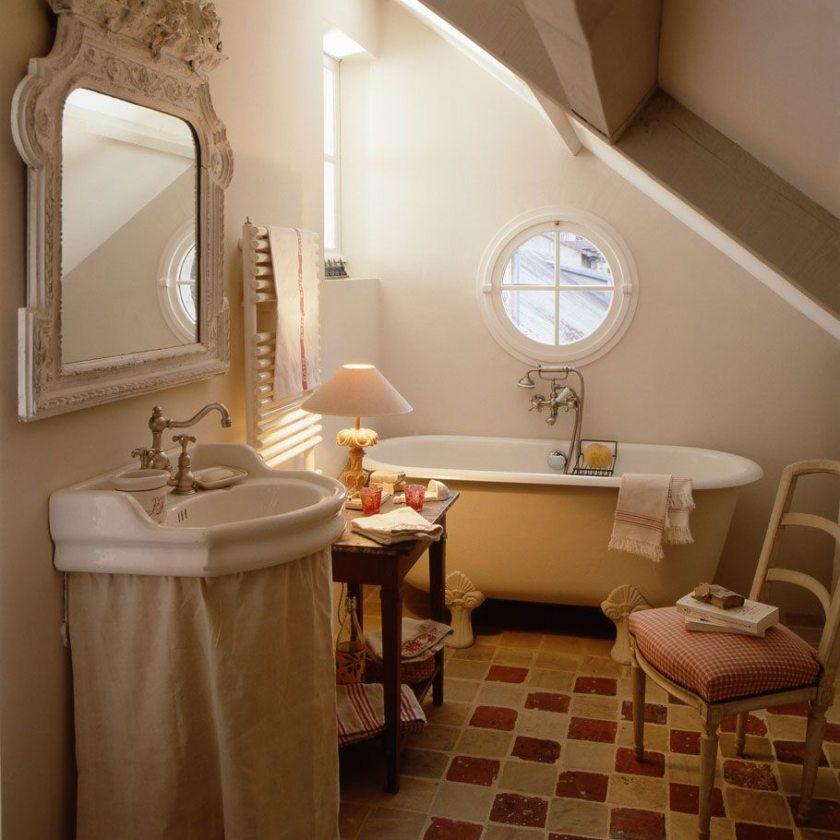 Миниатюрная ванная