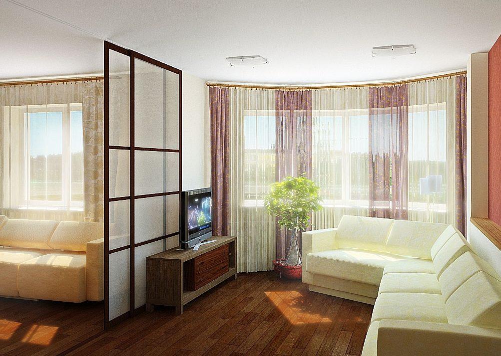 Дизайн комнаты от дизайнеров.