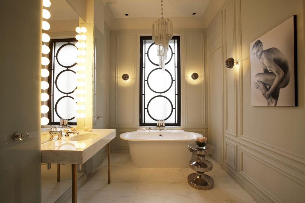 Люстры для ванной дизайн