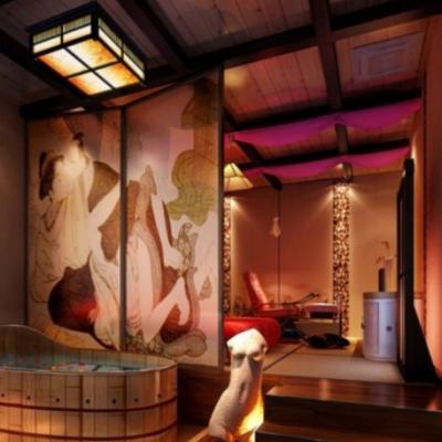 Пример японской ванной