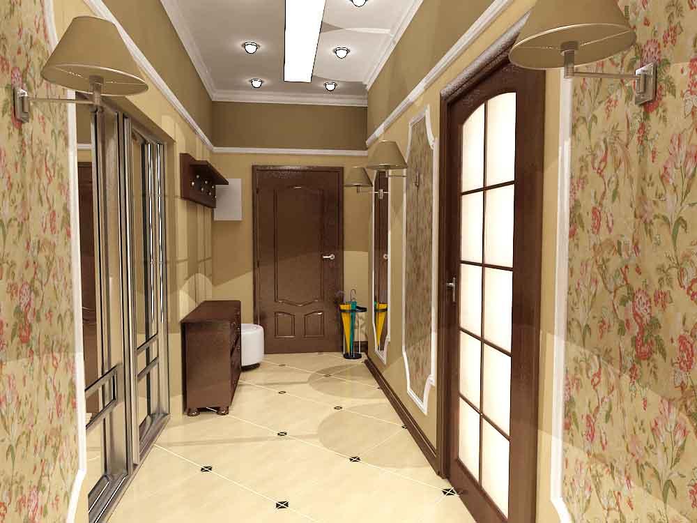 Двери в стиле барокко