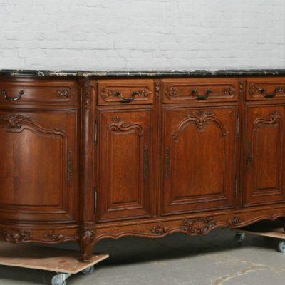 Старинный кантри шкаф