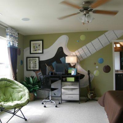 Настоящая комната для мальчика