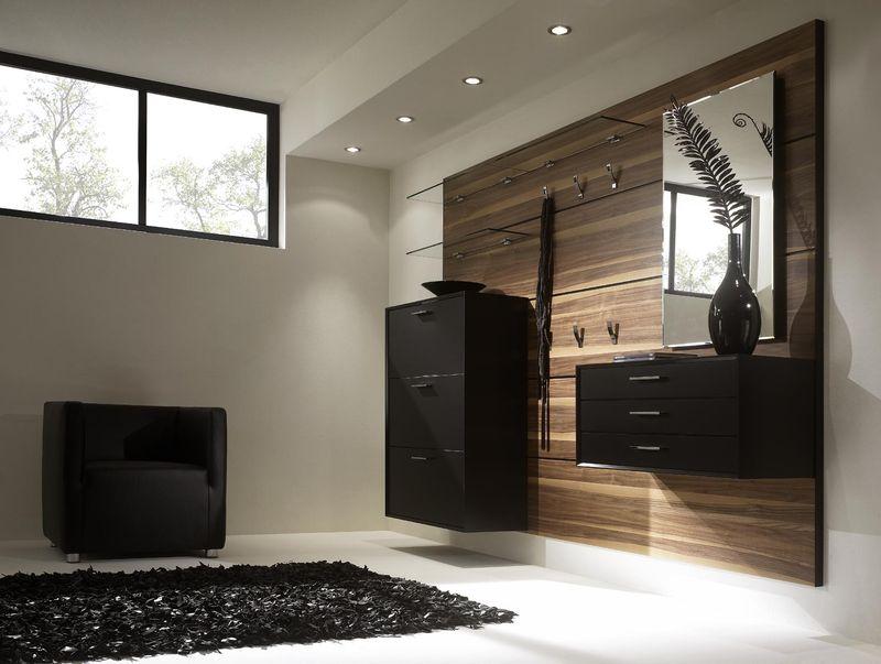 Мебель в прихожую хай тек дизайн