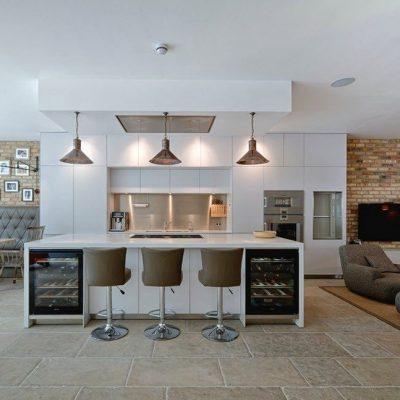 Лампы на кухне