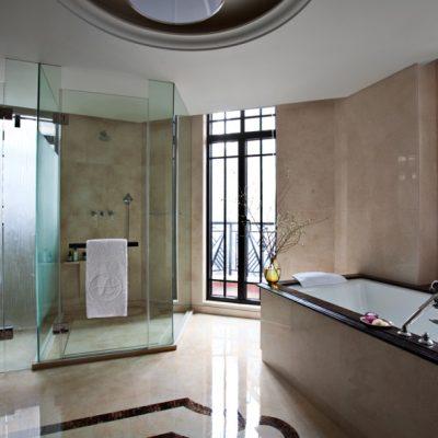 Современная ванная комната