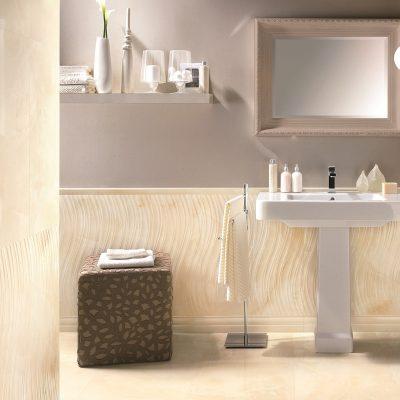 Плитка под интерьер ванной
