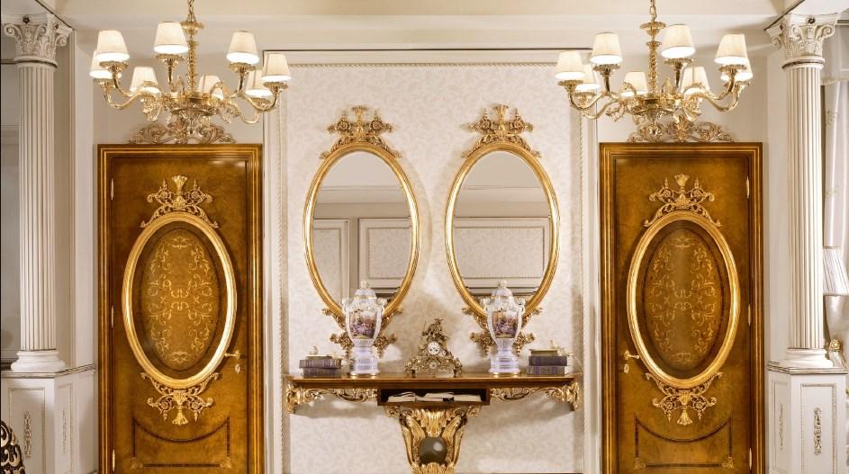 Два зеркала барокко