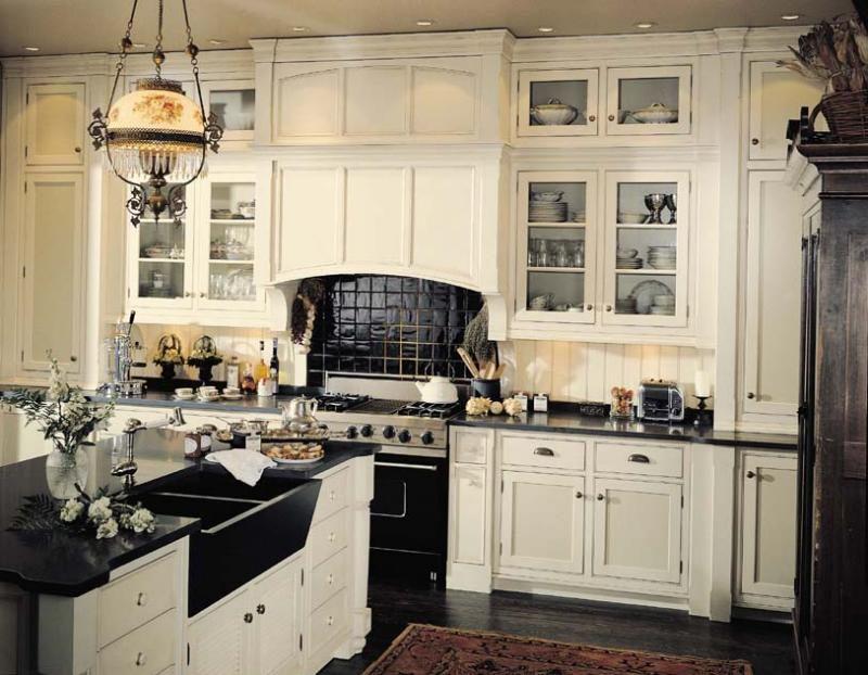 Пример фасада кухни
