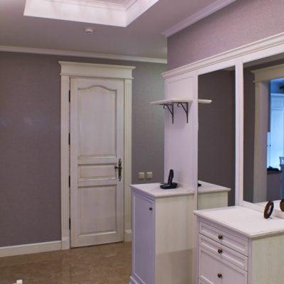 Комната оформленная в стиле прованс