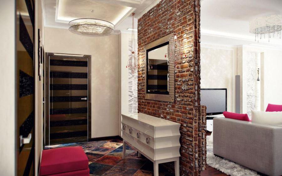 Прихожая в стиле лофт: свежие идеи для оформления коридора