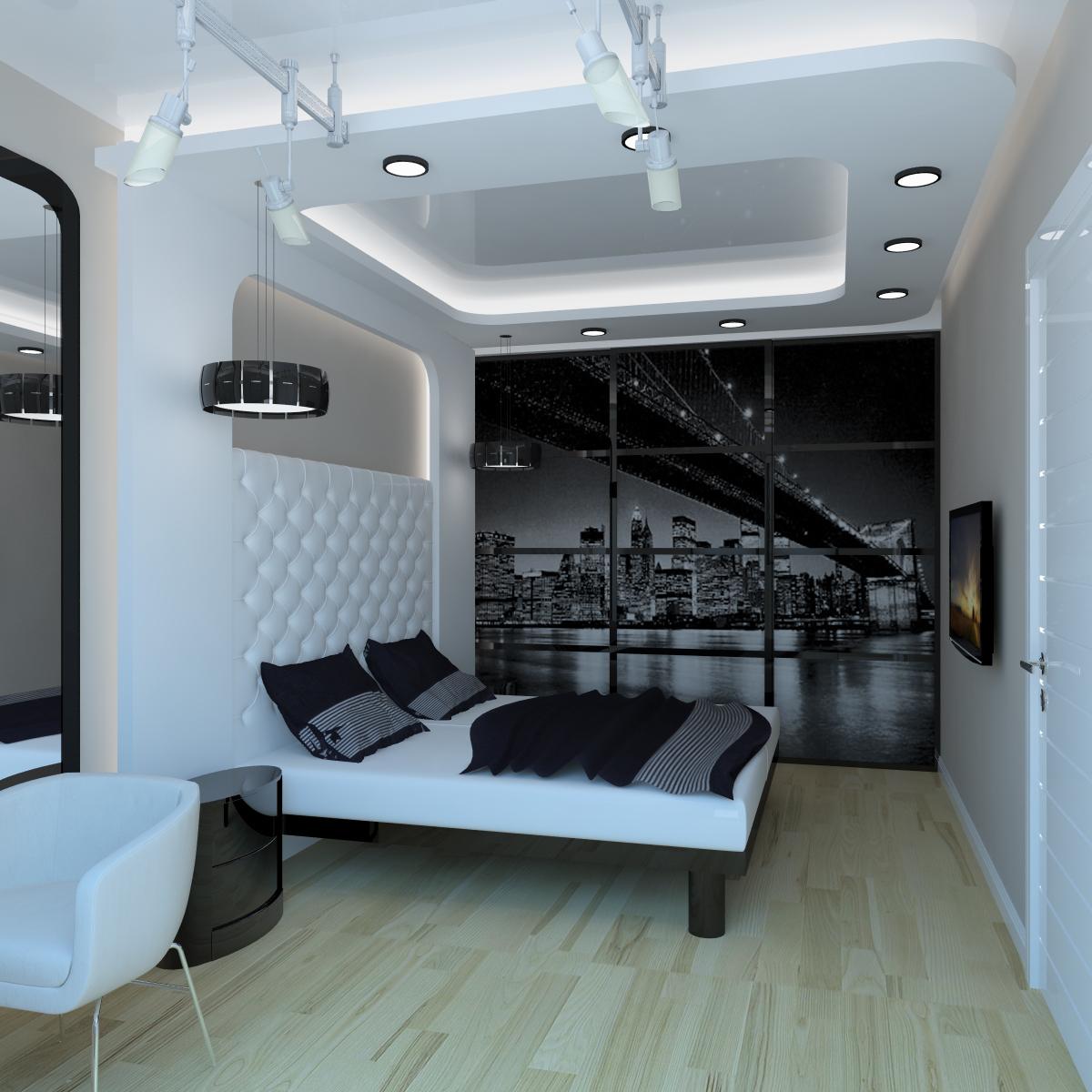 Фото хай тек дизайна квартир