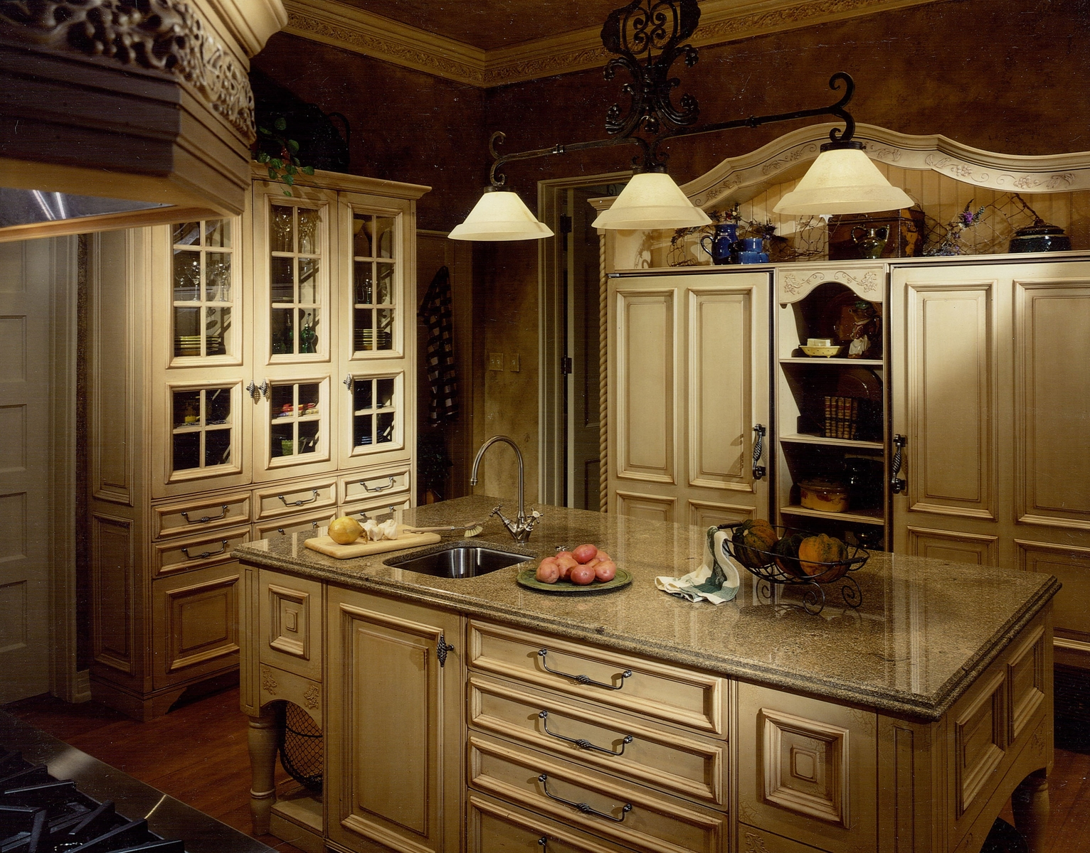 English country kitchen pictures Country Kitchen Pictures Ideal Home