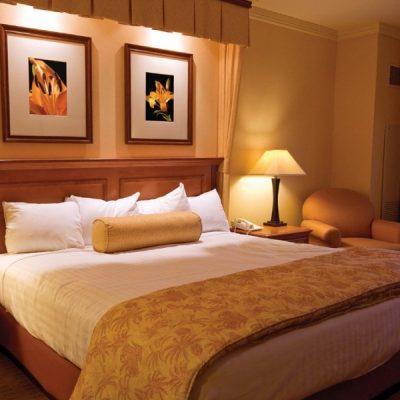 Оформление спальни по фен шую