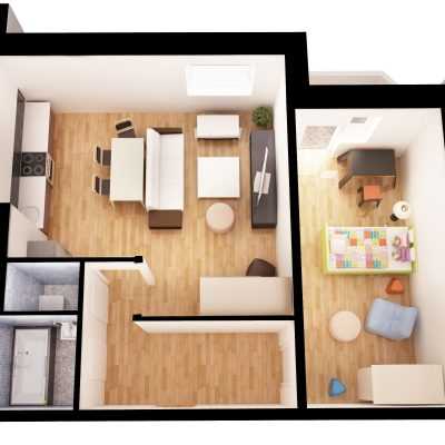 Планирование комнат