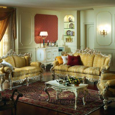 Мебель в борокко