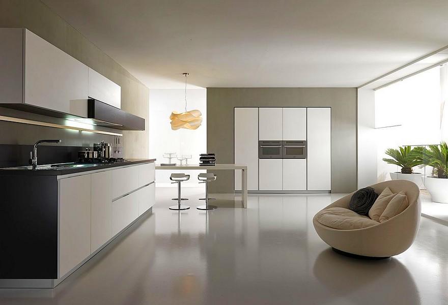 Кресло на кухне