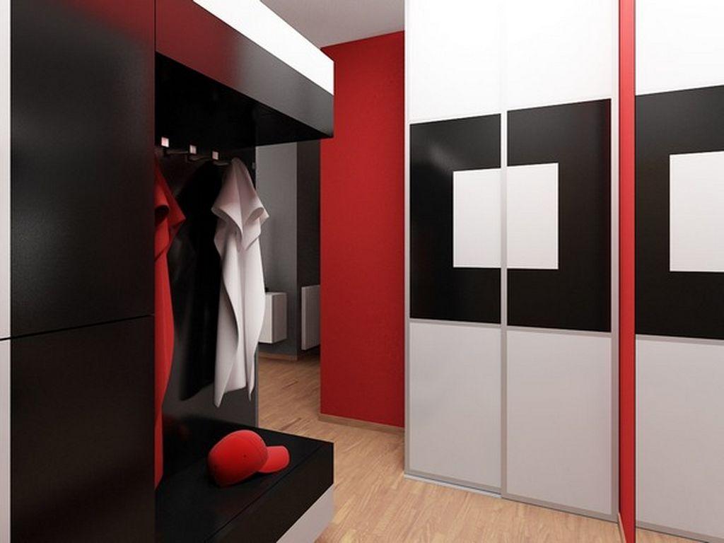Мебель для прихожей модерн: фото примеров и правильное оформ.