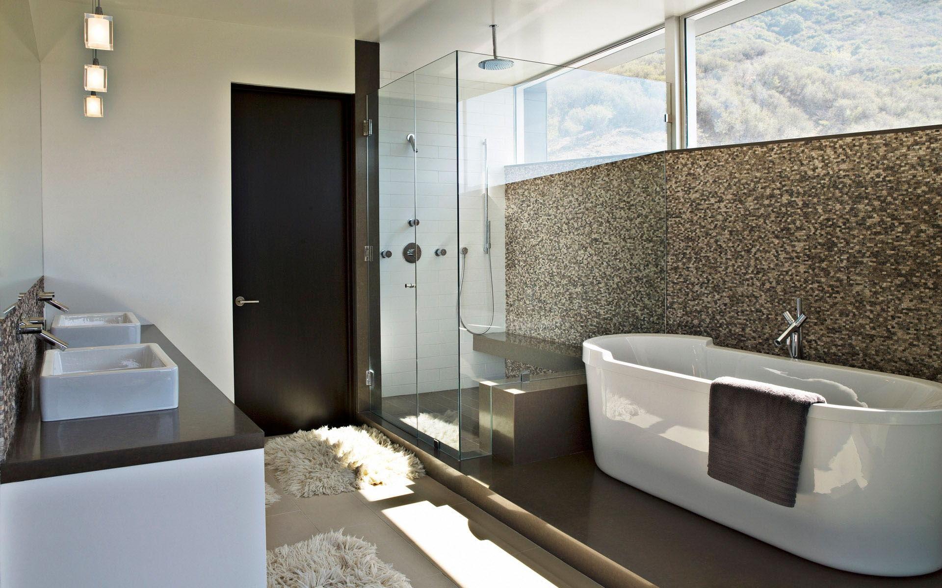 ример оформления ванной