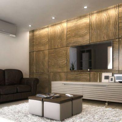 Элементы хай тека в мебели