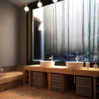 Стильная ванная
