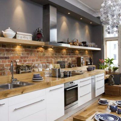Классика стиля на кухне