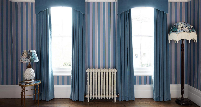 Шторы для гостиной в классическом стиле - лучшее решение на все времена