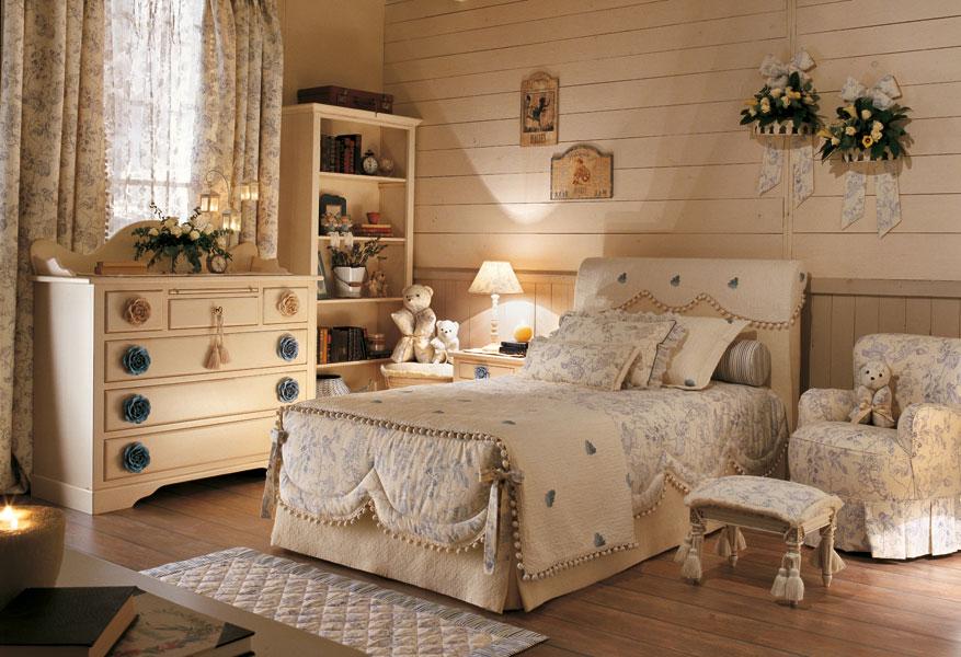 Детская мебель в стиле прованс: советы по выбору и идеи для вдохновения