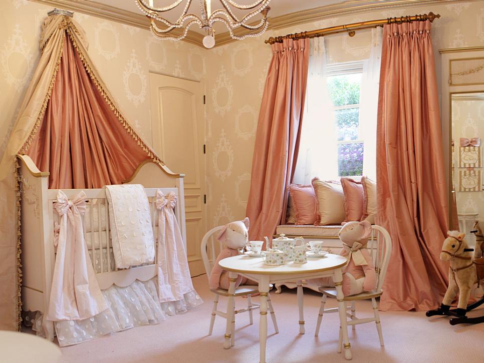 Прованс - это нежный и романтичный стиль, который как нельзя лучше подойдет для оформления детской