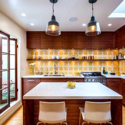 интерьер кухни в азиатском стиле