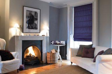 Уютное сочетание гостиной комнаты