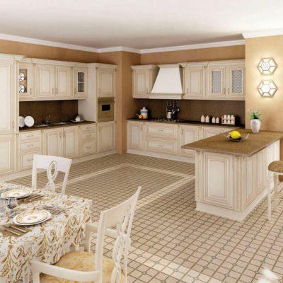Ривьера кухня на фото