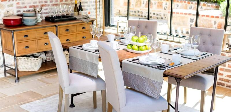 Мебель на кухне во французском стиле