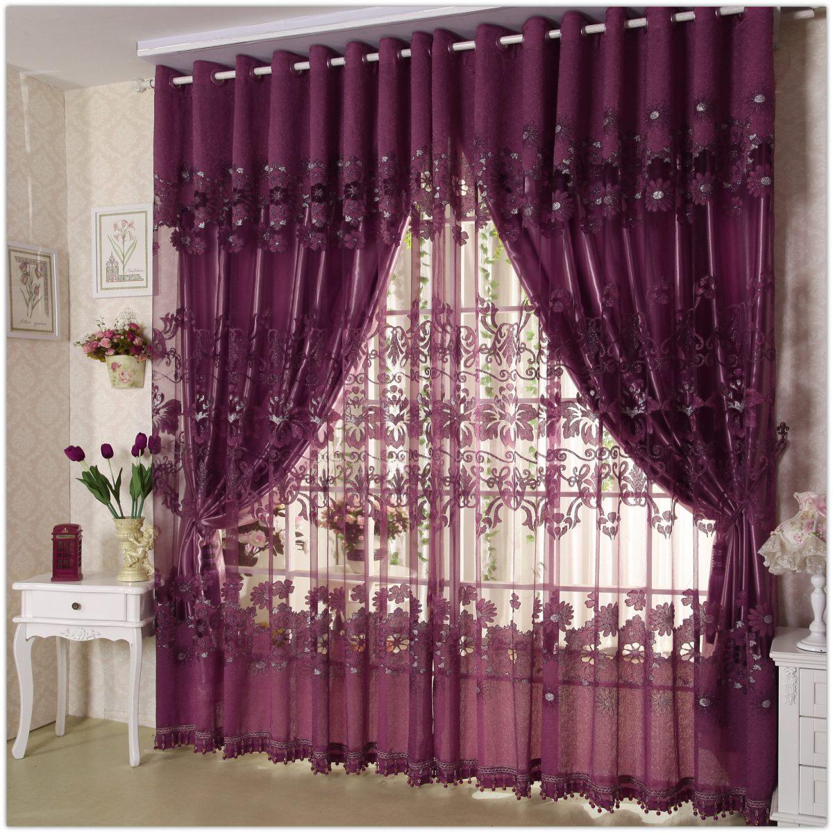 Модные шторы