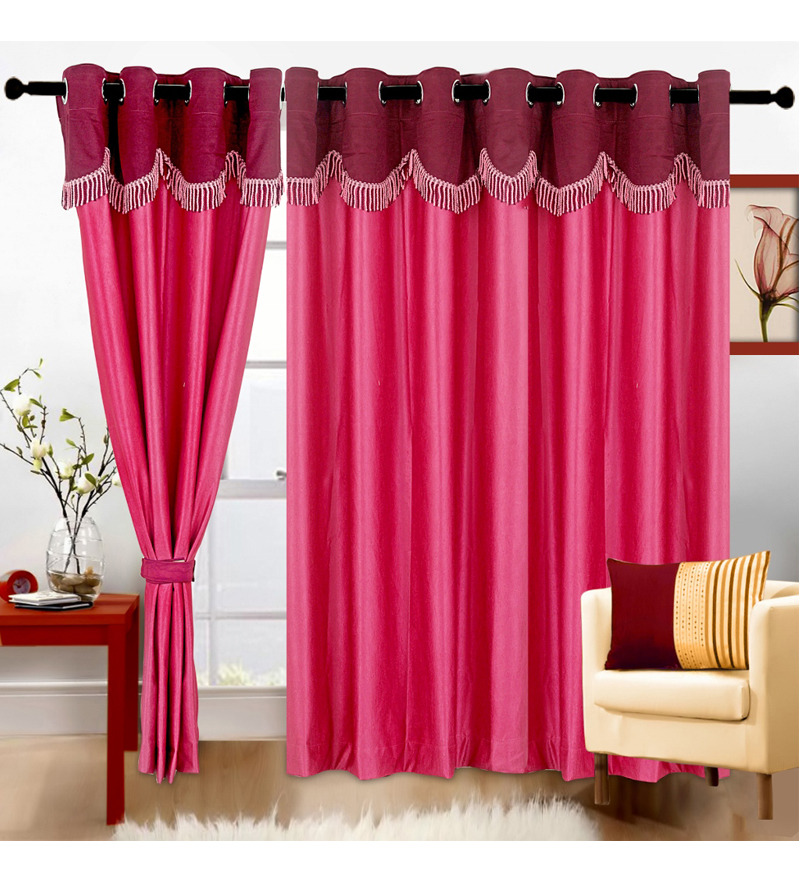 Романтические шторы