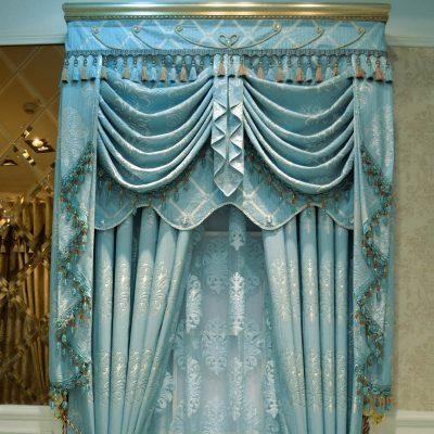 Многослойные шторы