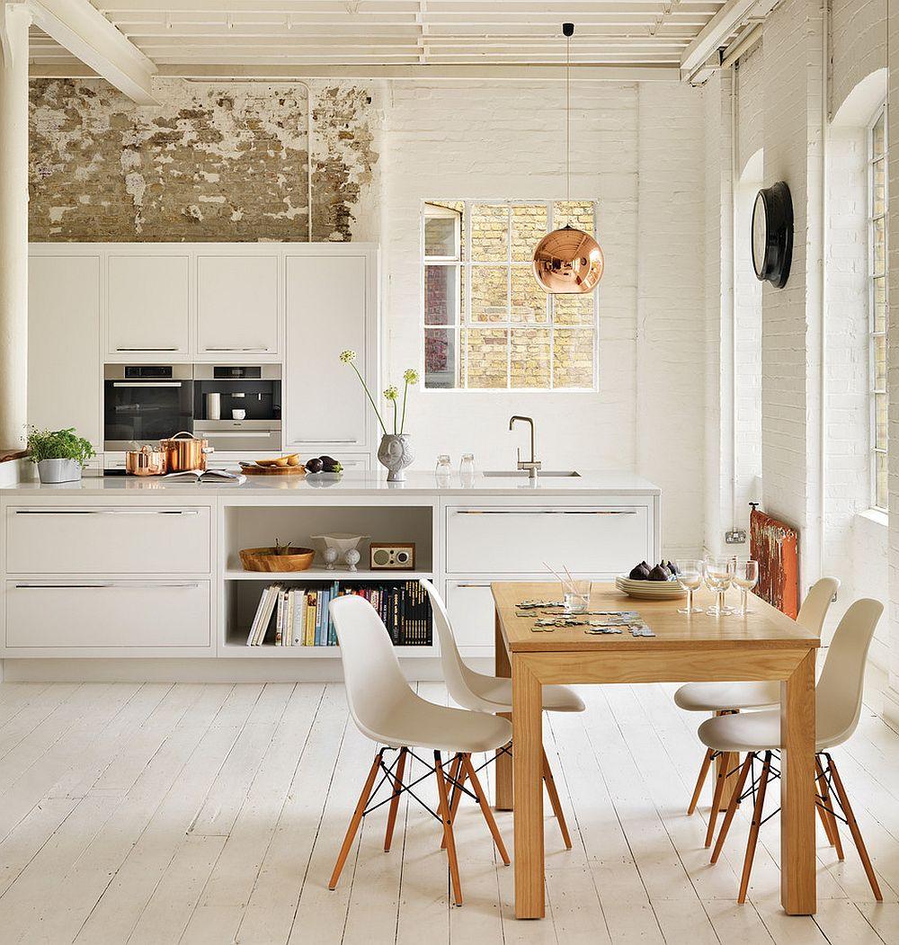Минимализм и практичность - характерные черты скандинавского стиля