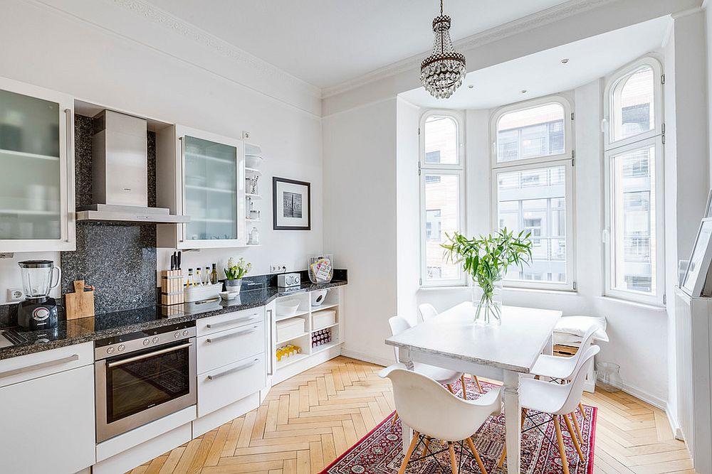 Мебель от компании IKEA является воплощение скандинавского стиля