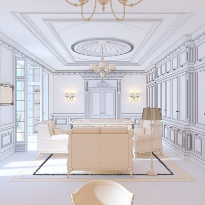 светлый проект кабинета