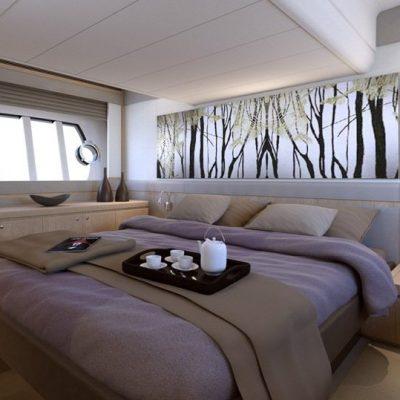 японская спальня уюта