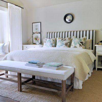 Кровать с банкеткой