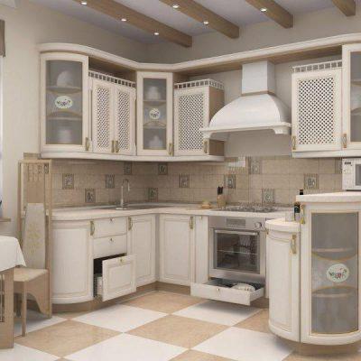 Кухня классика стиля